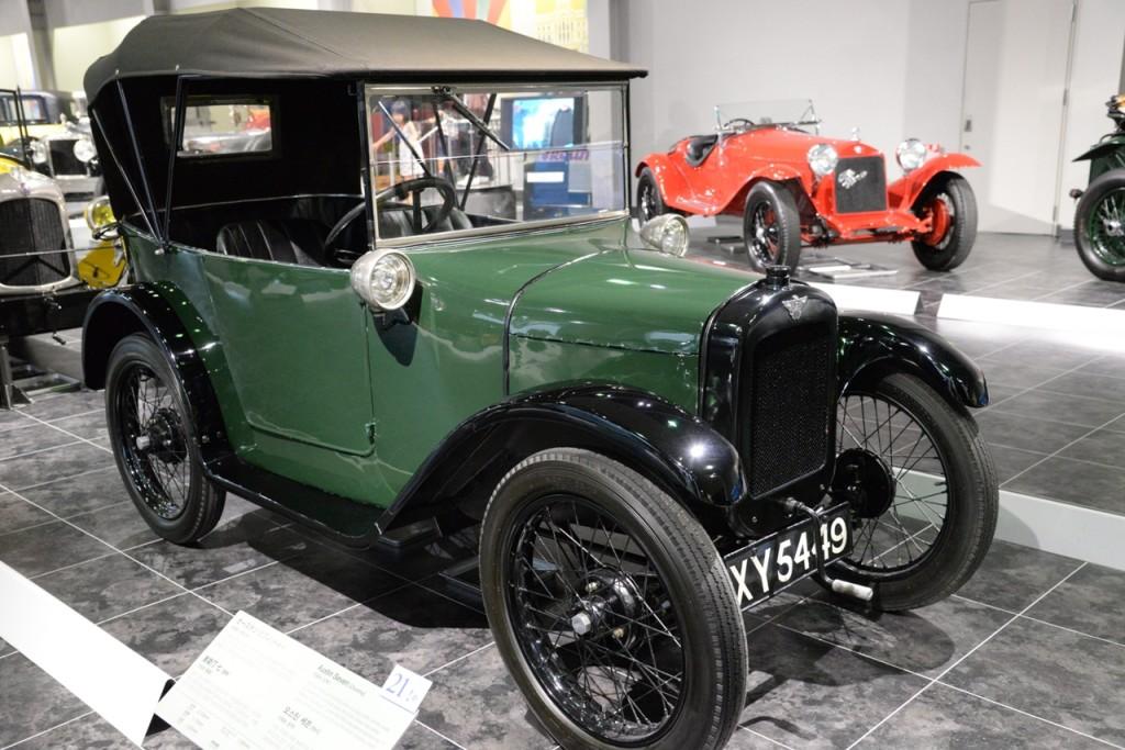 Austin Seven - 1924