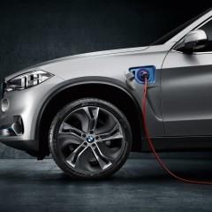 Nouvelle batterie Li-ion pour BMW X5 xDrive 40e: 30% de capacité supplémentaire