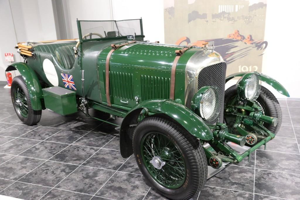 Bentley 4 1/2 litres - 1930