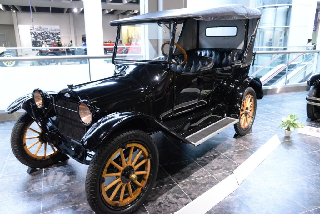 Chevrolet 490 - 1918