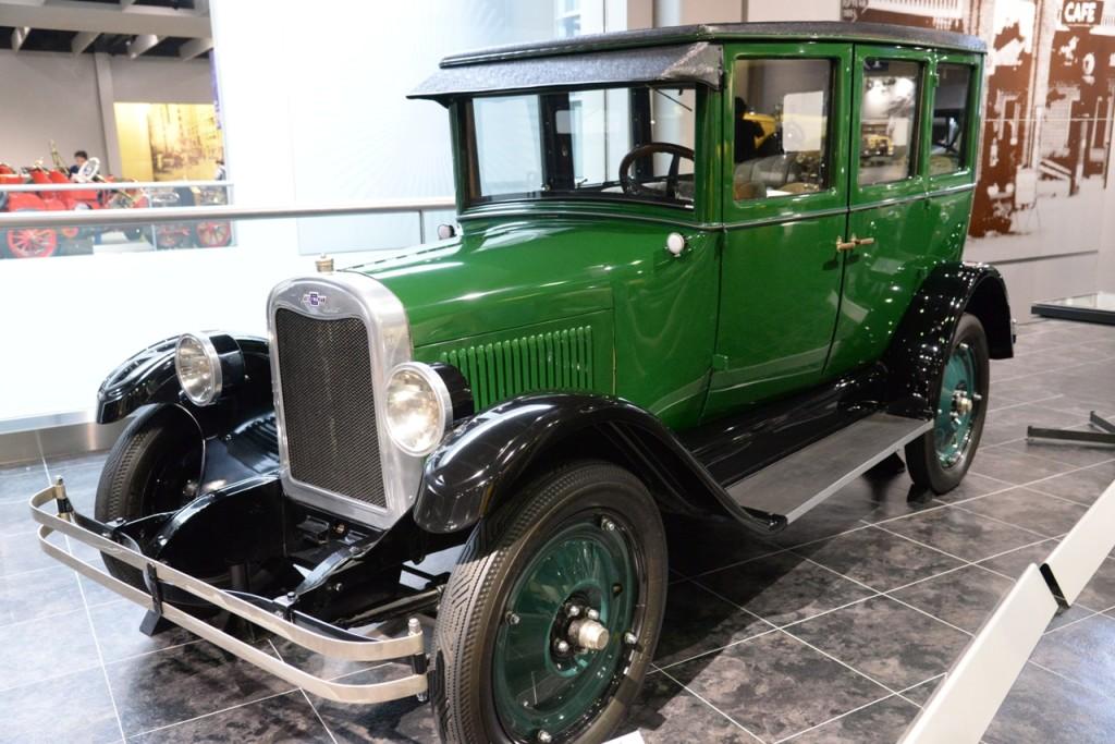 Chevrolet Superior Serie K - 1925