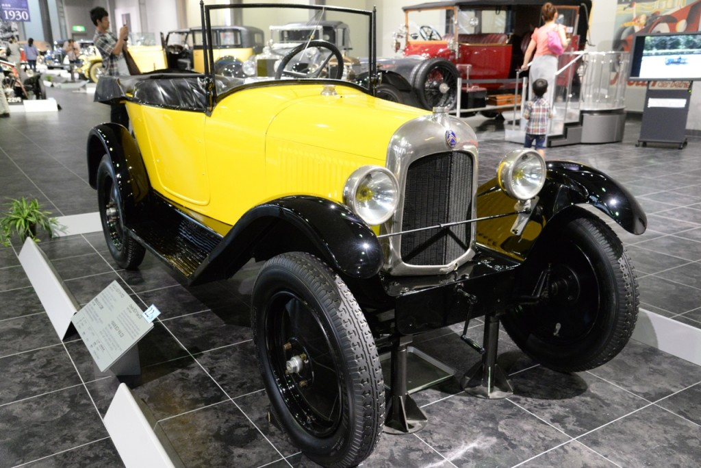 Citroën 5CV Type C - 1925