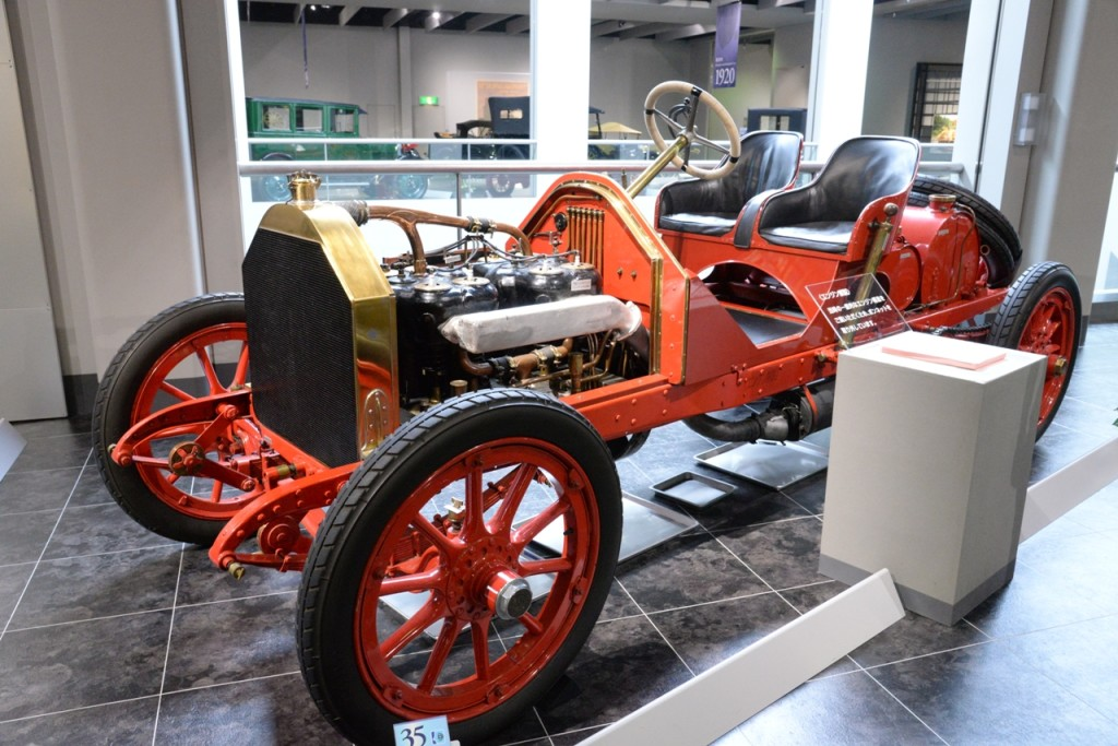 Isotta Fraschini FE 1908