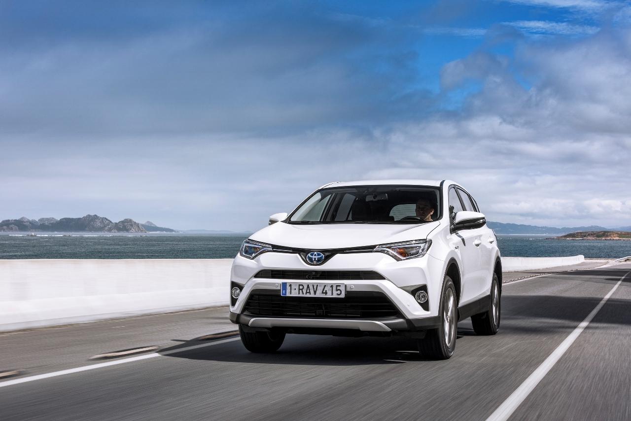 Toyota RAV4 Hybride : le tueur de diesel
