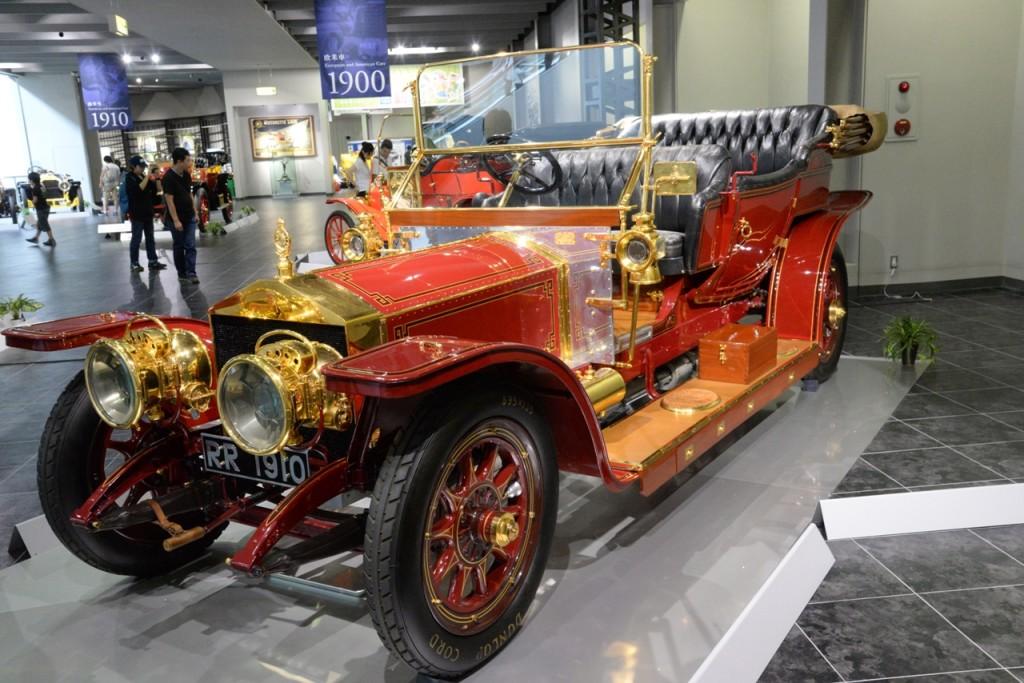 Rolls Royce Silver Ghost - 1910