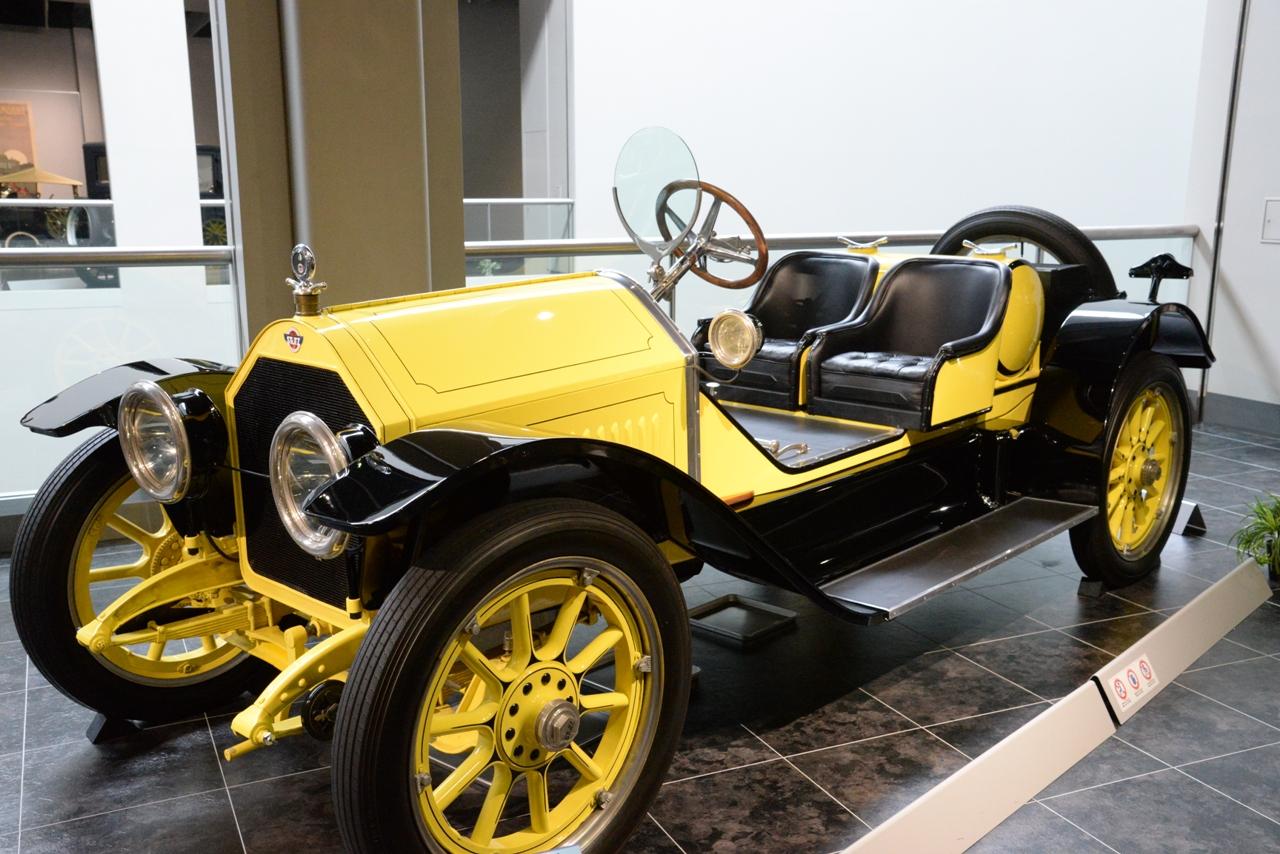 Musée Automobile Toyota Partie 1: hommage aux pionniers