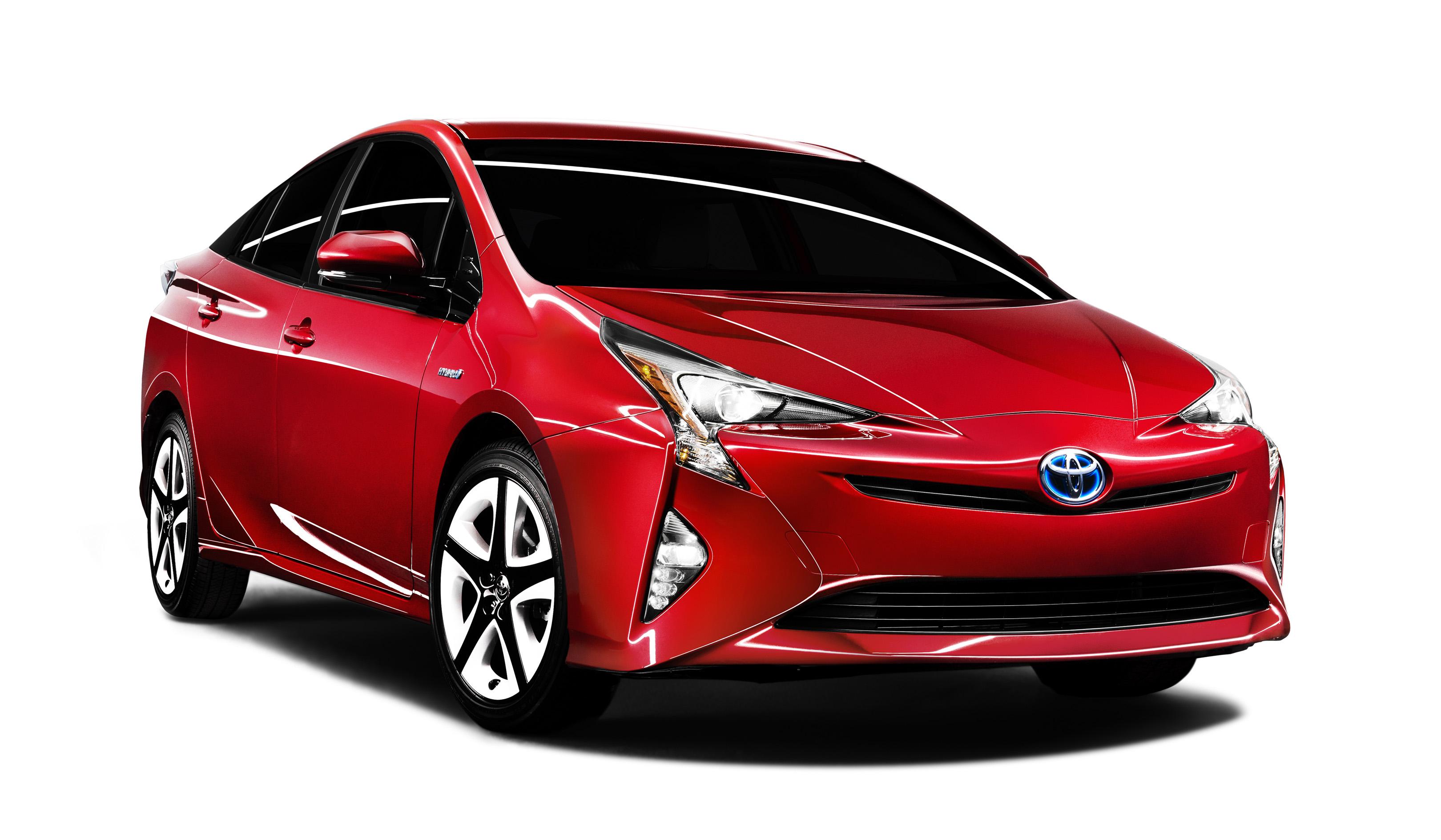 La nouvelle Toyota Prius 4
