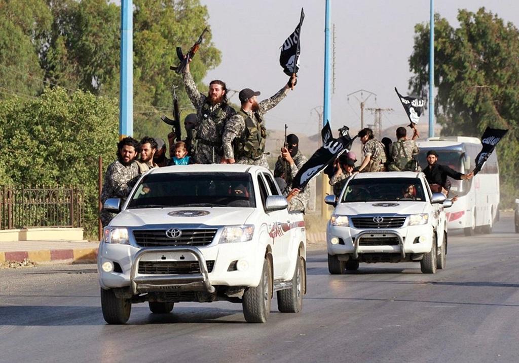 L'administration américaine se demande pourquoi les terroristes Daesh aiment tant Toyota