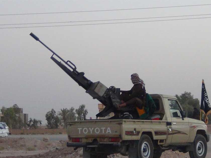 Il est certain que les ingénieurs Toyota n'ont jamais imaginé un tel usage de leur Pick Up
