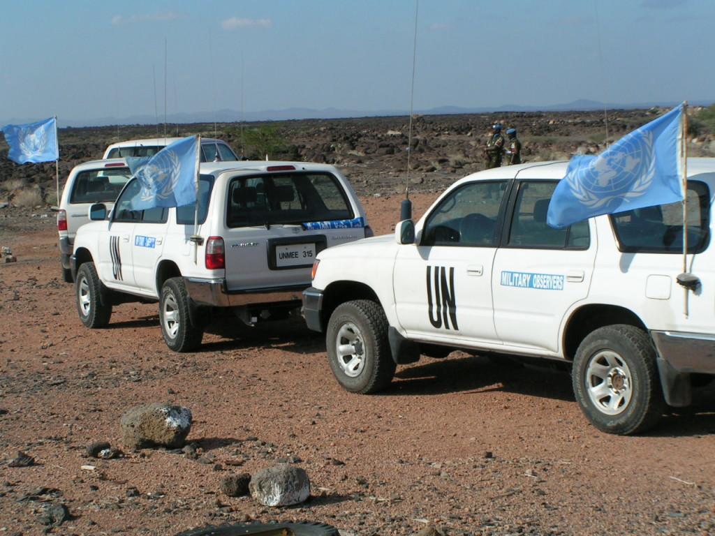 La Nation Unie choisit aussi Toyota Land Cruiser comme leur principal véhicule utilitaire