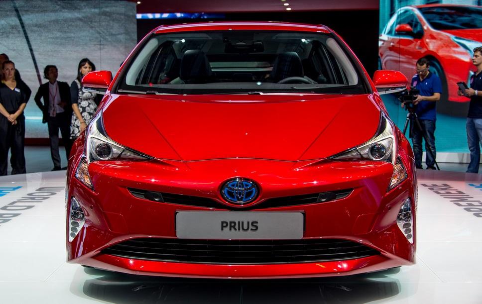 Nouveau communiqué Toyota sur la nouvelle Prius 4 2016: Pas de batterie Lithium en Europe?