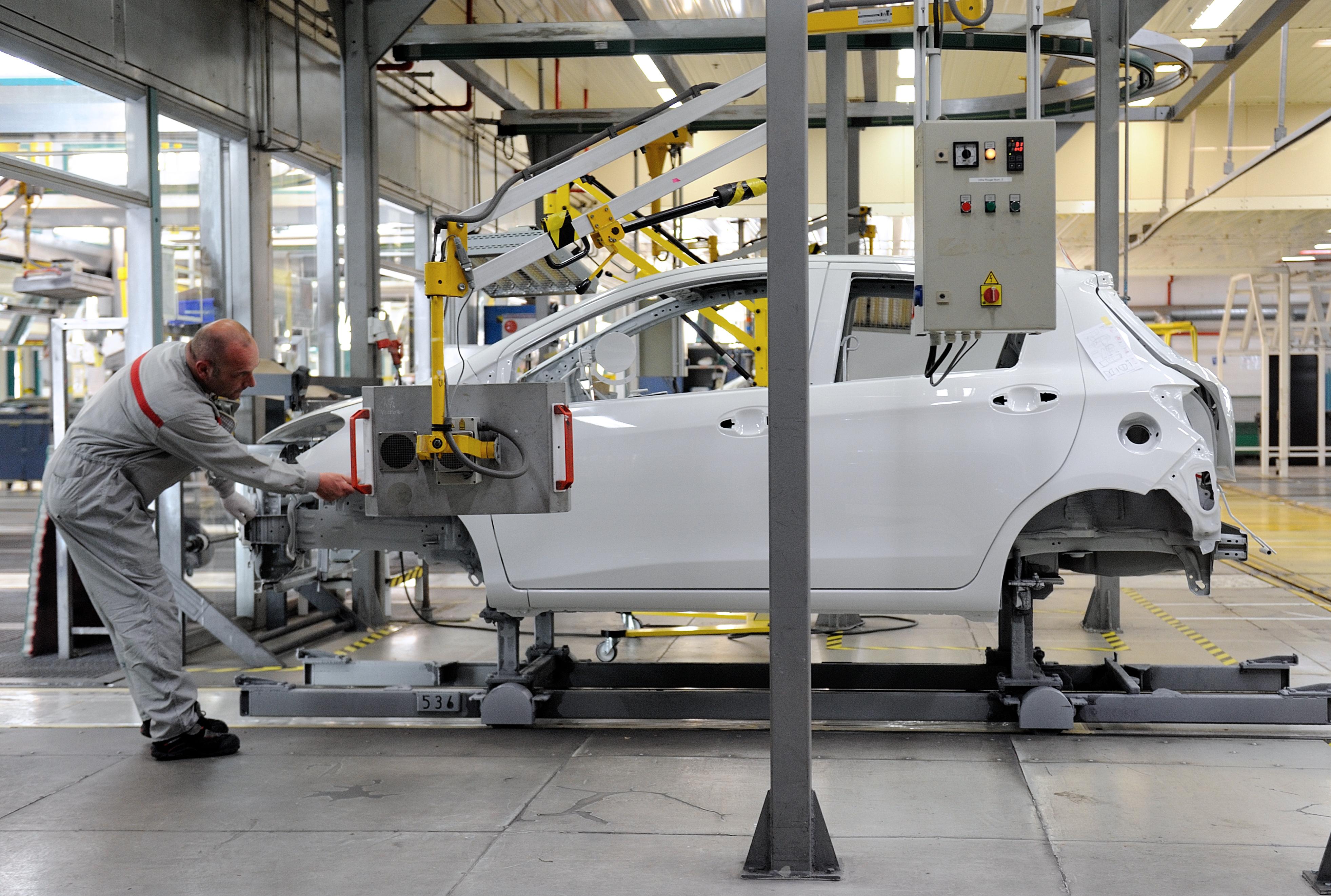 Toyota franchit le cap des 200 000 Yaris hybrides produites en France