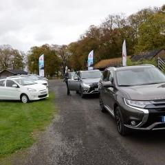 Conférence de presse de Mitsubishi France: Oultander PHEV fer de lance et i-MIEV ressuscité