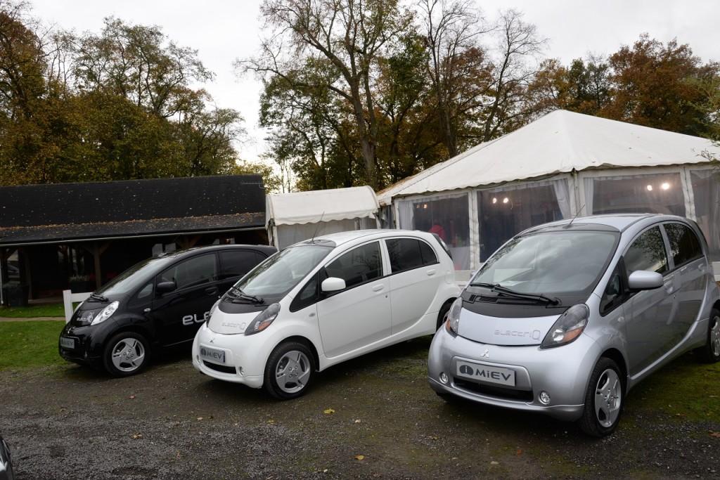 Mitsubishi iMIEV 2015: voiture électrique à 12 000 euros