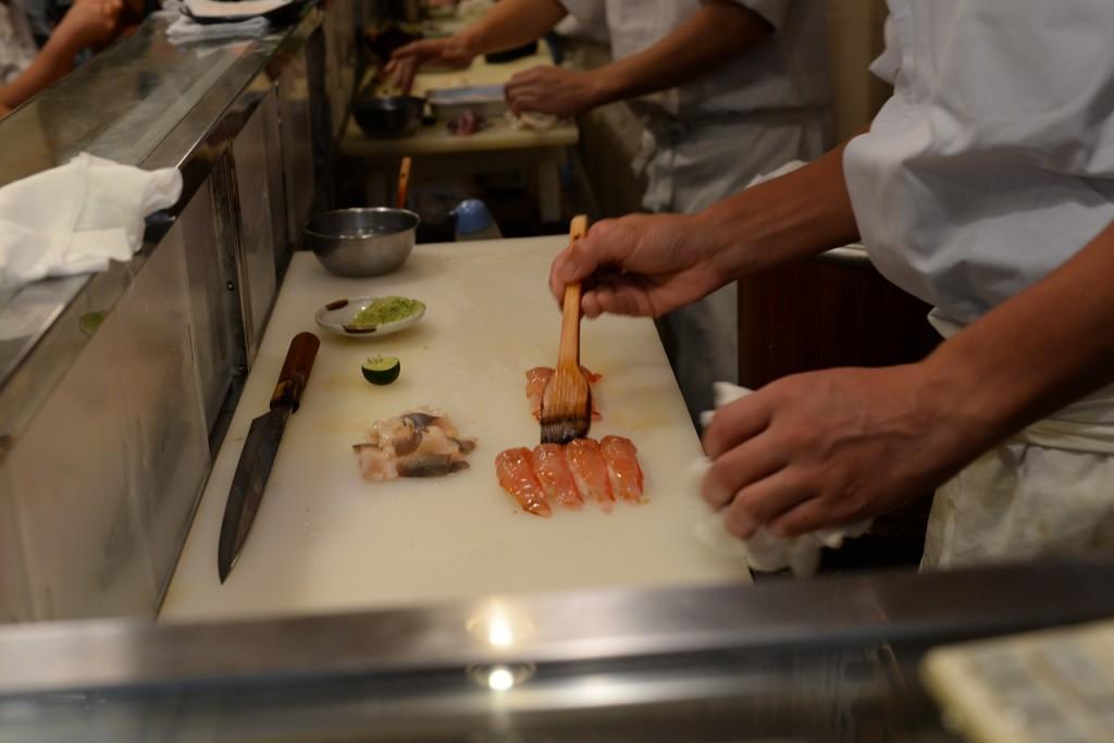 Sushi_Assaisonnement