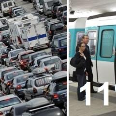Les français mettent de plus en plus de temps pour aller au travail…en voiture