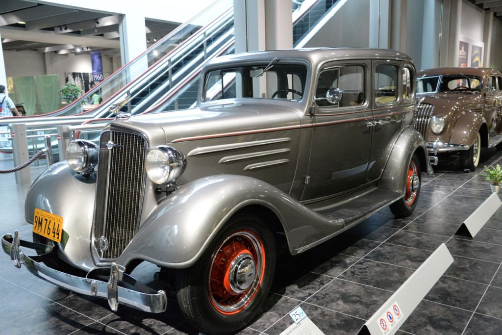 Chevrolet Master Series DA