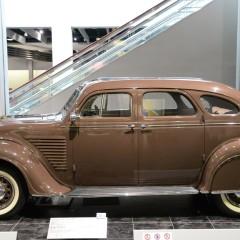 Musée Automobile Toyota Partie 3 : l'ère aérodynamique