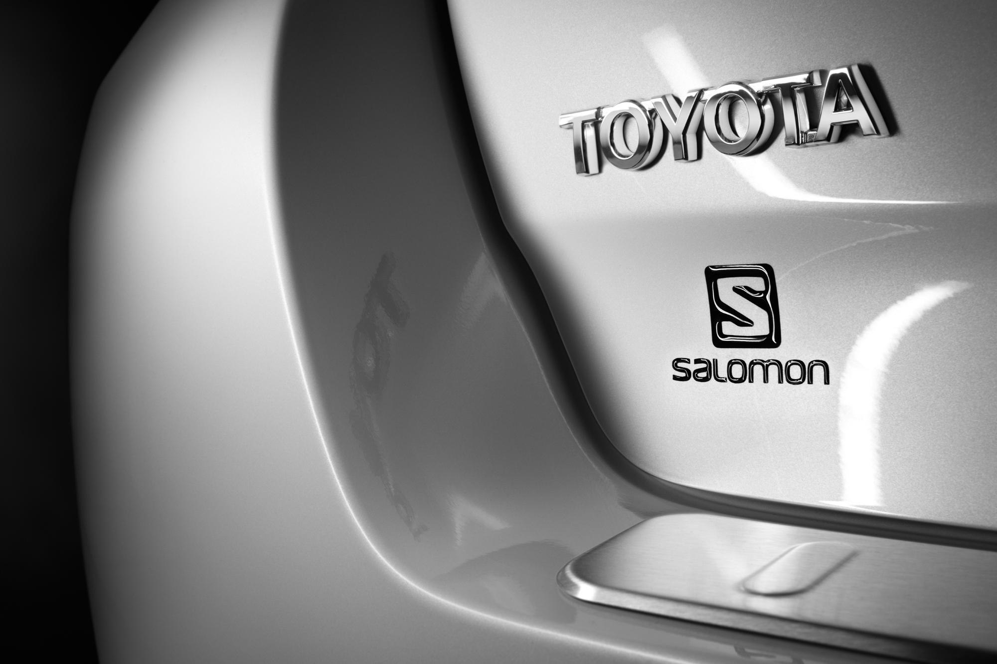 Auris Touring Sport hybride: Toyota propose une série spéciale Salomon