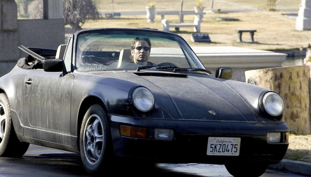 Californication Porsche Hank Moody