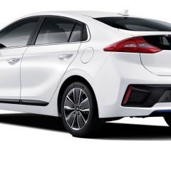 Hyundai dégaine la Ioniq Hybrid