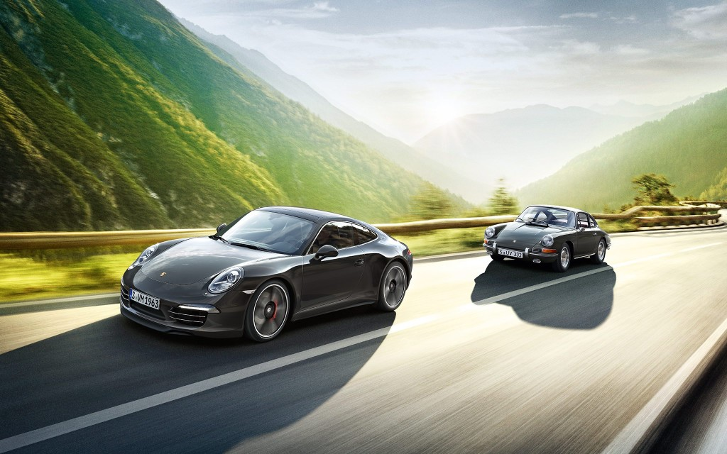 Porsche 911, une histoire depuis 1963