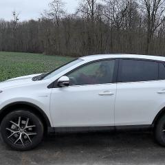 Essai vidéo Hybrid Life du Toyota RAV4 Hybride Design 4×4 AWD