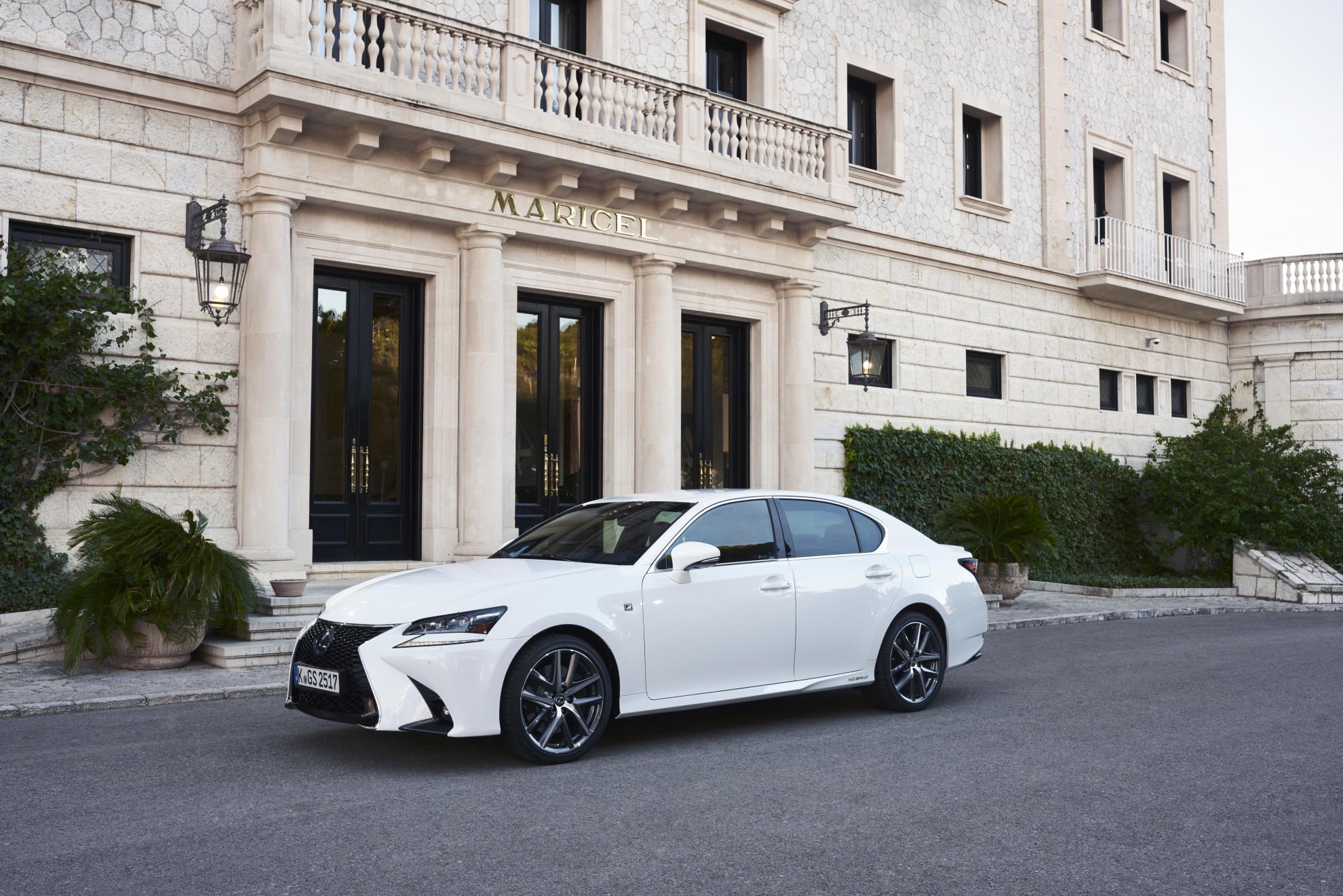 Essai Lexus GS 300h et 450h 2016 : plus qu'un restylage