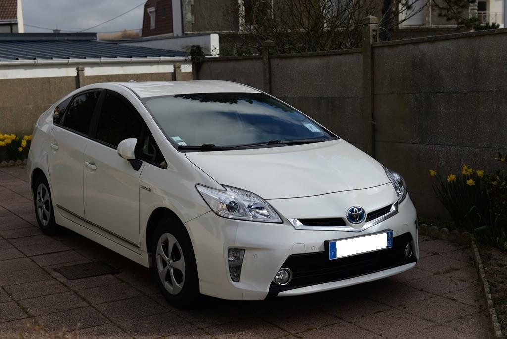 La Toyota Prius 3 était le meilleur élève en termes des émissions NOx