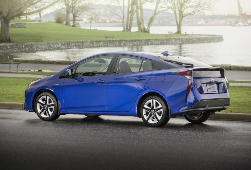 Toyota Prius 4 émission NOx