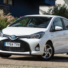 Record de ventes des voitures hybrides Toyota!