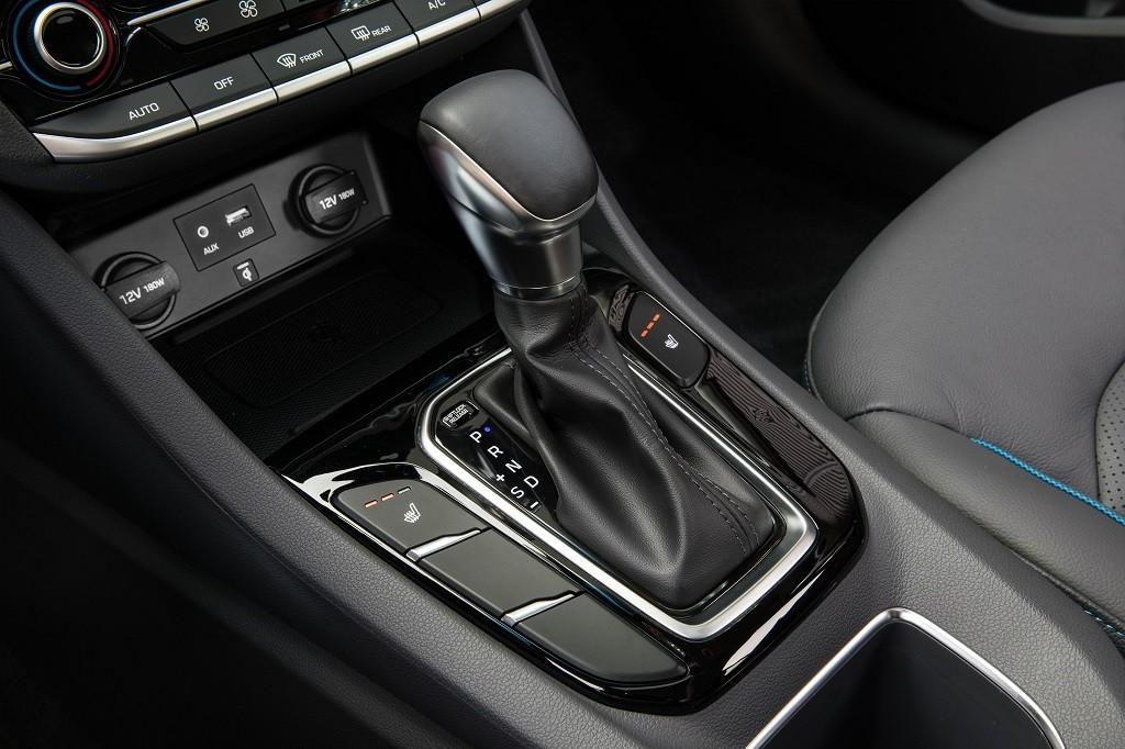 Levier de vitesse de Hyundai Ioniq