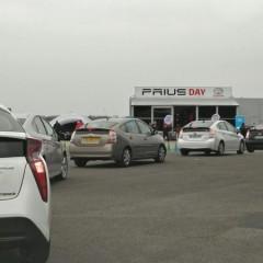 Le Toyota Priusday comme si vous y étiez