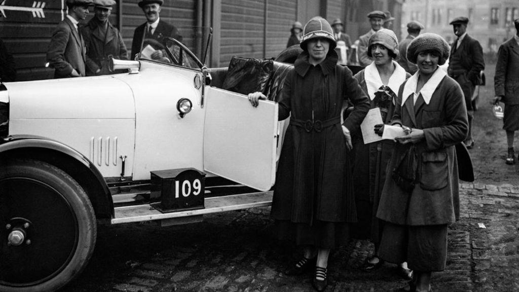Galloway: histoire de la première voiture féministe