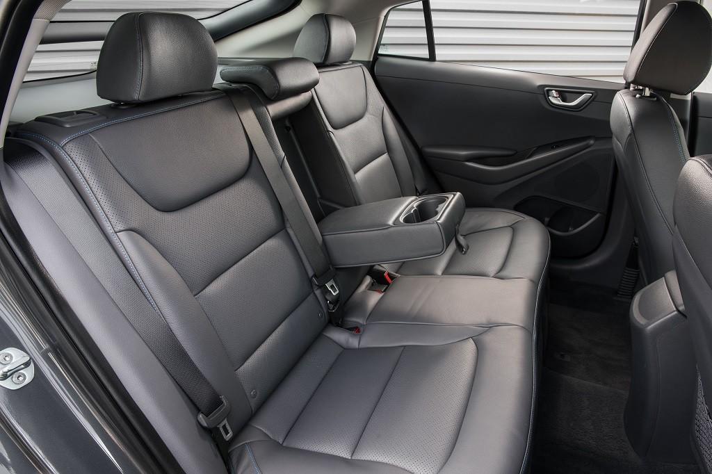 Banquette arrière - Hyundai Ioniq 2017