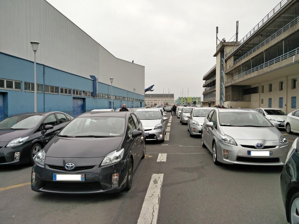 Prius Day - Bouchon de Prius