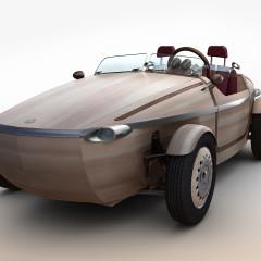 L'étude de style Setsuna de Toyota à la Milan Design Week