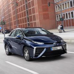 Toyota Mirai achève 100 000 km de test en Allemagne