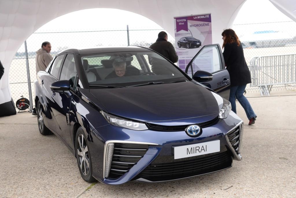 Toyota Mirai Prius Day