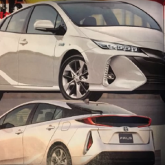Prius 4 rechargeable : Transmission Bi-Mode inédite?