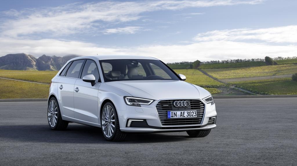 Audi : le bilan de 1,4 million de km en hybride rechargeable