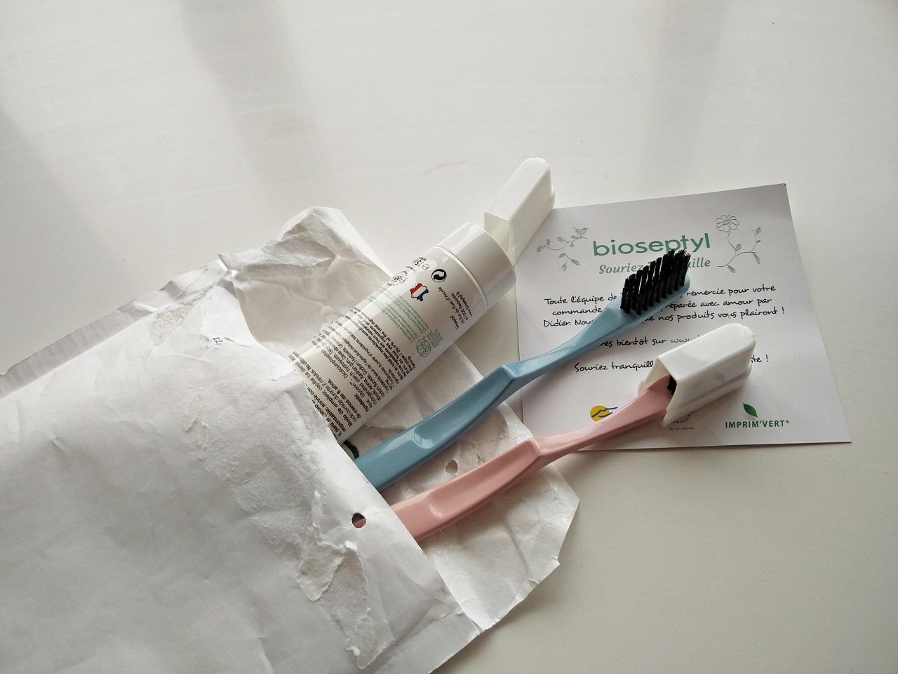 Je suis abonné à la brosse à dents made in France!