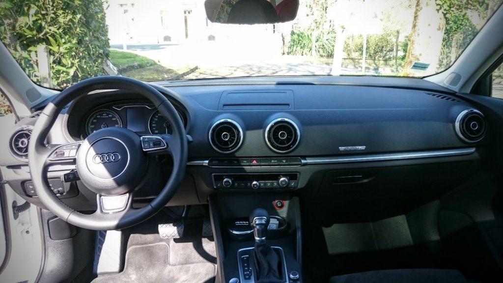 Intérieur Audi A3 e-tron