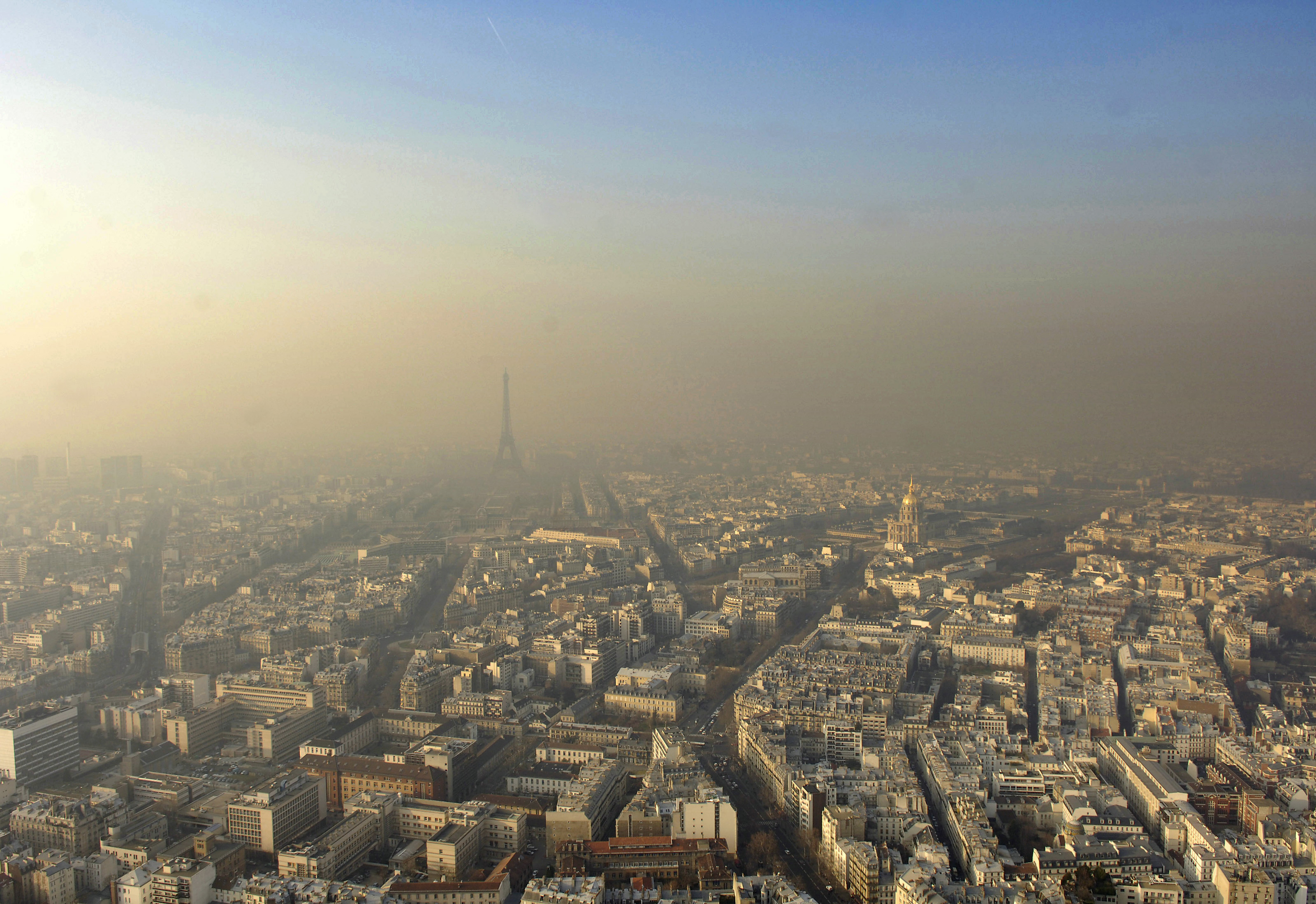 Diesel et Santé: une étude CNRS enterrée