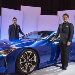 Lexus LC : comment passer de la vision à la réalité