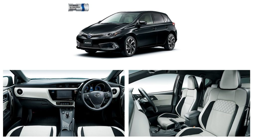 Toyota Auris Hybrid G Package