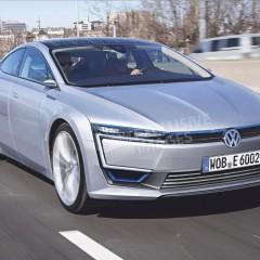 Volkswagen XL3 : images du nouveau Prius Fighter