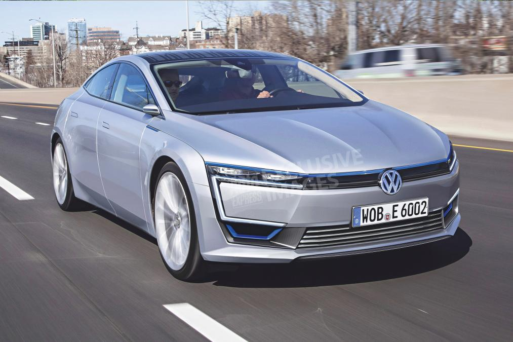 Volkswagen XL3 : images du nouveau Prius Fighter