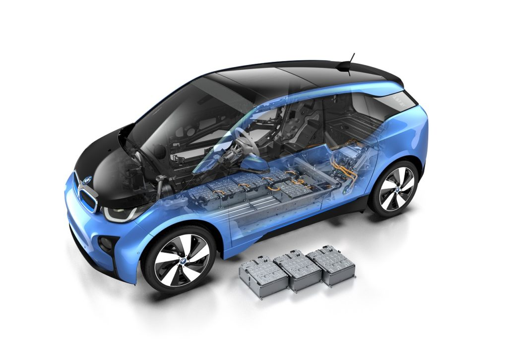 BMW i3 2017 Batterie 94Ah