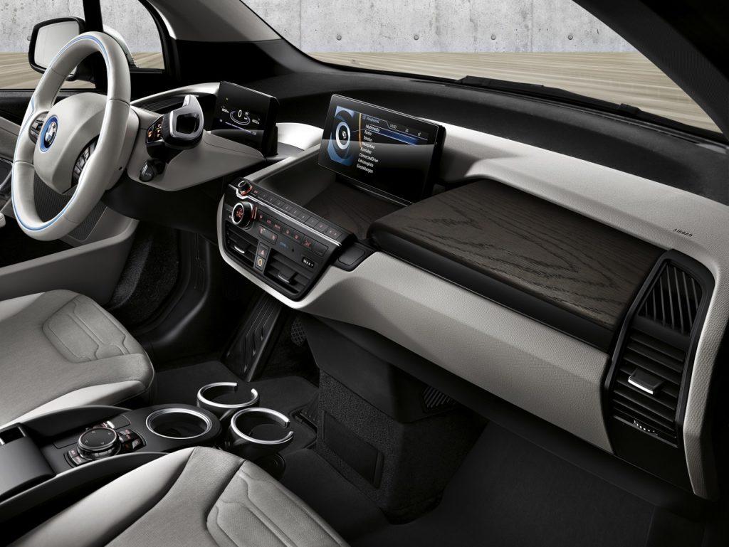 BMW i3 2017 tableau de bord